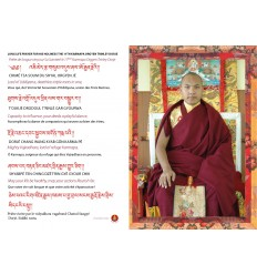 HH Karmapa Orgyen by Chatral R